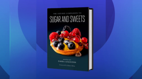 """May 20, 2015 - """"The Oxford Companion to Sugar and Sweets"""""""