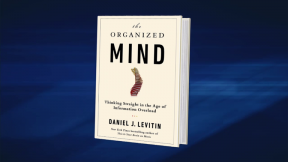 August 27, 2014 - 'The Organized Mind'