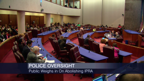 Public Weighs in on IPRA Replacement