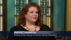 #MoreThanMean Highlights Online Abuse Women Face