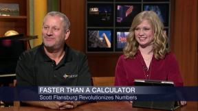 May 22, 2015 - The Human Calculator