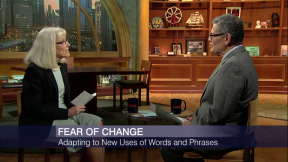 Learning to Live With Changes to the English Language