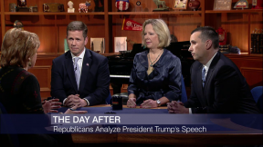 Republicans Analyze President Trump's Speech to Congress