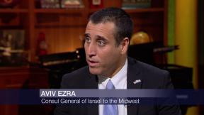 Israeli Consul General Talks Trump, Iran and Settlements