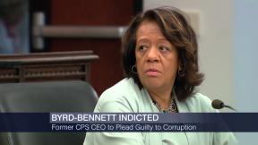 October 8, 2015 - Former CPS CEO Barbara Byrd-Bennett